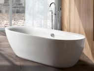 Florence Freestanding Acrylic Bath