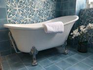 Minster Single Ended 1520mm Slipper Bath