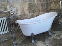 Minster Single Ended 1700mm Slipper Bath