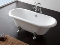 Minster Double Ended Roll Top Bath