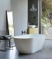 Pure Grande Curve+ Freestanding Bath