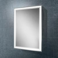 Blade Back Lit Mirror 70cm x 50cm