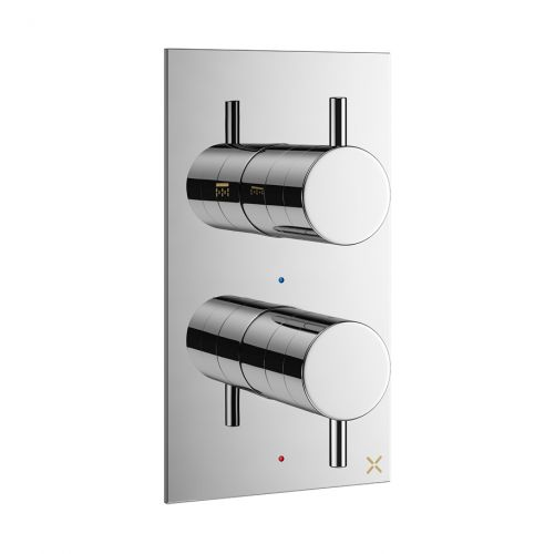 Mike Pro Thermostatic Shower Valve PRO1000RC
