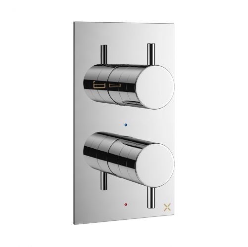 Mike Pro Thermostatic Bath Shower Valve PRO1500RC