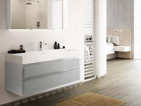Elysee 2 Drawer Basin Unit & Basin W100