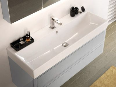 Elysee 2 Drawer Basin Unit & Basin W120