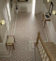 Aragon Taupe Floor Tile