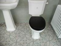 Aragon White Floor Tile
