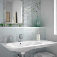 Cotswold Blue Wall Tile 65 x 200