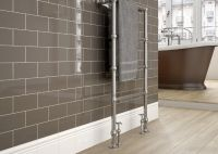 Luton Grey Wall Tile 75 x 150