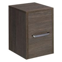 Essence 300mm Single Door Storage Unit Ebony
