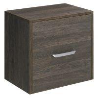 Essence 500mm Single Door Storage Unit Ebony