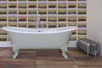 Belvoir Cast Iron Bath