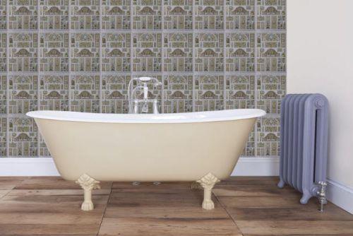Berwick Cast Iron Bath