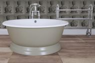 Drum Cast Iron Bath