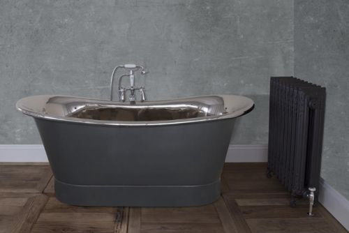 Normandy Painted Copper Bath