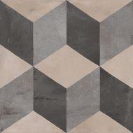 Patisserie Rhombus Tile 200 x 200