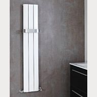 Brooklyn 3 Section Aluminium Radiator