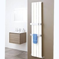 Brooklyn 4 Section Aluminium Radiator