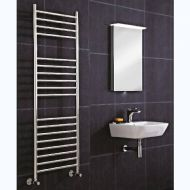 Luxury Stainless Steel Radiator 600mm Wide