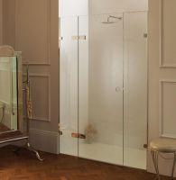 Napoli Glass Shower Screen