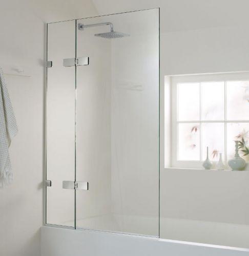 Valletta Glass Shower-Bath Screen