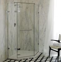 Venice Angled Glass Shower Enclosure