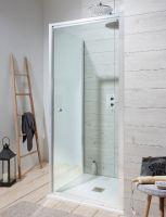 Edge Pivot Shower Door