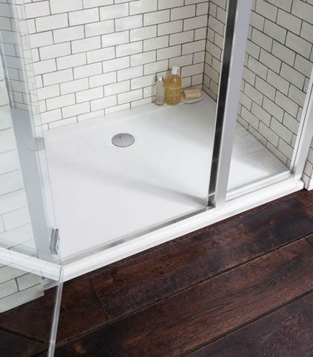 Simpsons Easy Clean Shower Tray 800x1700
