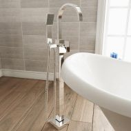 PT Floor Standing Mono Bath Shower Mixer