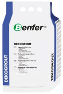 Dekogrout Flex 1-6mm Bianco 5Kg