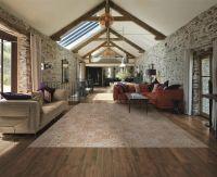 Umbria Beige Mosaic Floor Tile 257x515