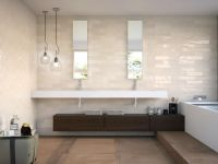 Baker Street Ivory Decor Wall Tile 75x300