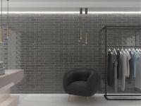 Chateau Grey Wall Tile 75x300