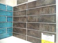 Provence Anthracite Wall Tile 75x300