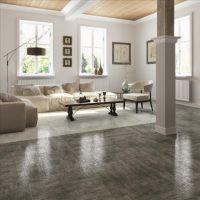 Detroit Anthracite Floor Tile 60 x 60