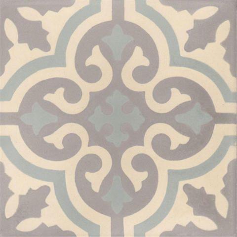 Encaustic Tile - VA Casablanca Handmade Encaustic Tile 20cm x 20cm