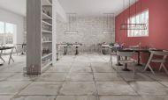 Urban Smoke Floor Tile 800x800