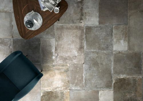 Castle Grey Floor Tile 604 x 906