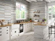 Driftwood Blanco Wood Effect Floor Tile