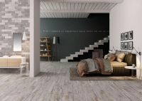 Driftwood Gris Wood Effect Floor Tile