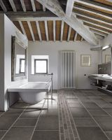 Priory Carbon Natural Floor Tile 400x800