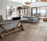 Priory Gris Natural Floor Tile 608x608