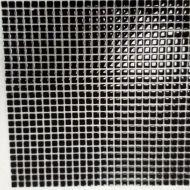 Vetrina Black Glass Mosaic Wall Tile 318 x 318