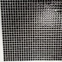 Vetrina Black Glass Mosaic Wall Tile 318 x 318