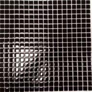 Vetrina Black Glass Mosaic Wall Tile 310 x 310
