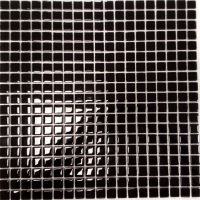 Vetrina Black Glass Mosaic Wall Tile 310 x 310