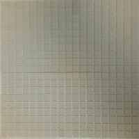 Vetrina Vanilla Matt Glass Mosaic Wall Tile 310 x 310