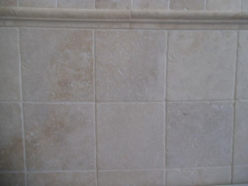 Tuscany Tumbled Travertine 200 x 200