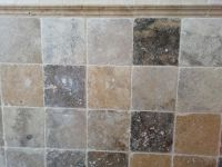 Autumn Tumbled Travertine 200 x 200